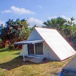 西表島ミトレアキャンプ場・レンタル